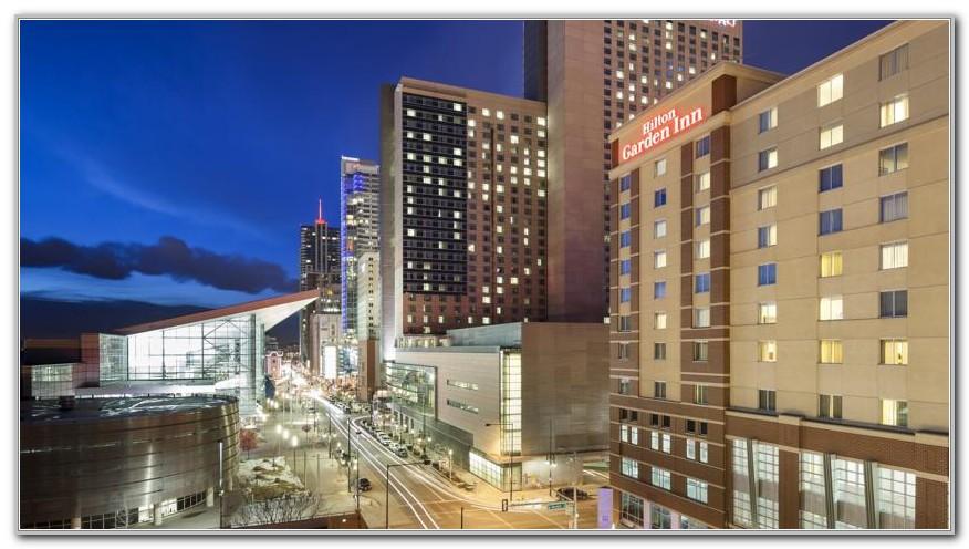 Hilton Garden Inn Denver Downtown Booking Com