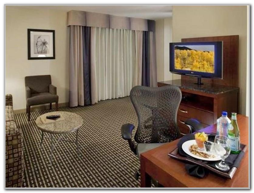Hilton Garden Inn Denver Downtown Breakfast