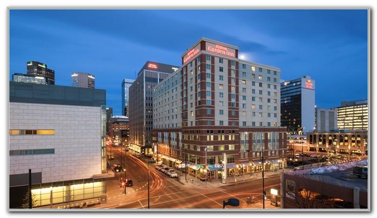 Hilton Garden Inn Denver Downtown Jobs