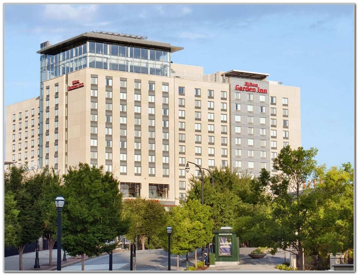 Hilton Garden Inn Downtown Atlanta Georgia