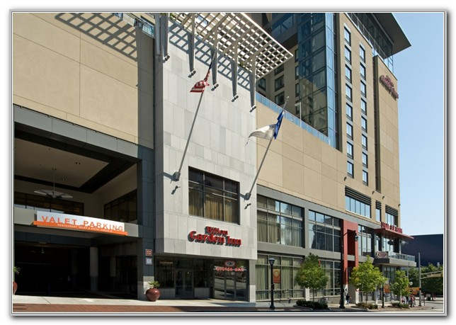 Hilton Garden Inn Downtown Atlanta Restaurant