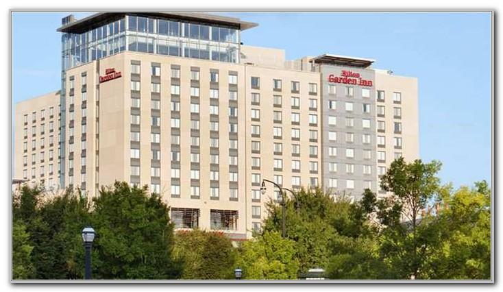 Hilton Garden Inn Downtown Atlanta