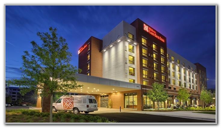 Hilton Garden Inn Durham University Medical