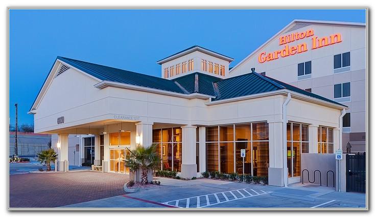 Hilton Garden Inn El Paso Airport