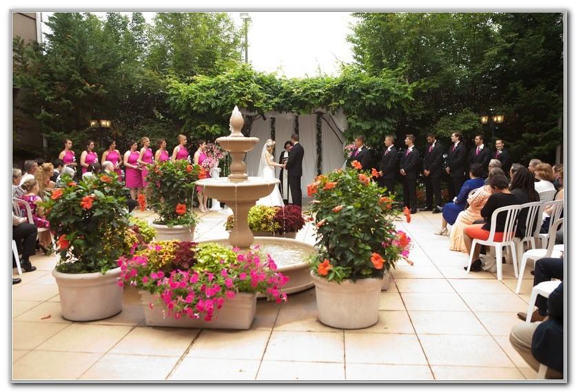 Hilton Garden Inn Fairfax Wedding