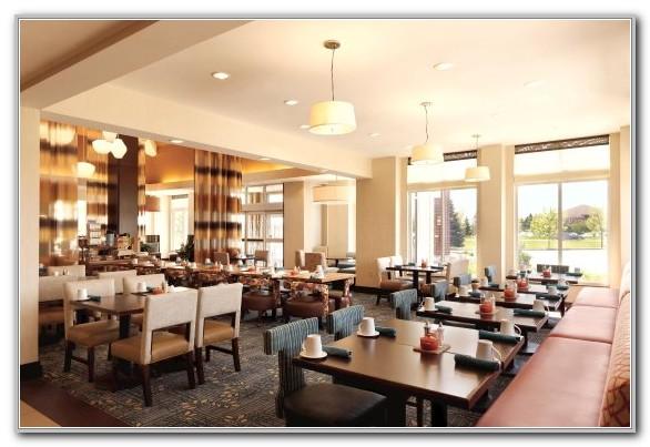 Hilton Garden Inn Fargo Restaurant