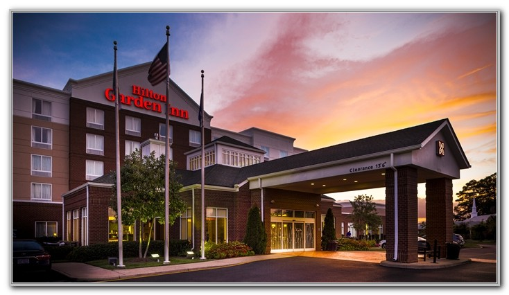 Hilton Garden Inn Hampton Va