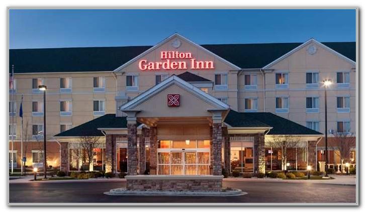 Hilton Garden Inn Hoffman Estates Chicago