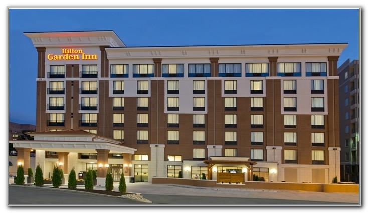 Hilton Garden Inn Knoxville