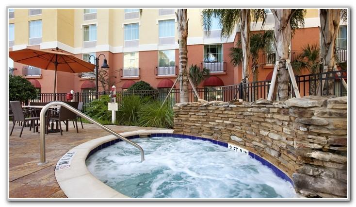 Hilton Garden Inn Lake Buena Vista Florida