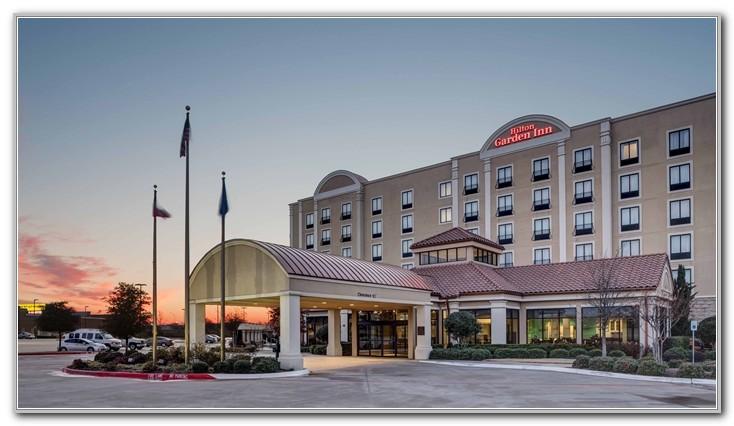 Hilton Garden Inn Lewisville Tx