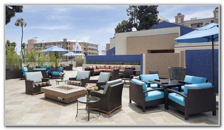 Hilton Garden Inn Marina Del Rey Restaurant