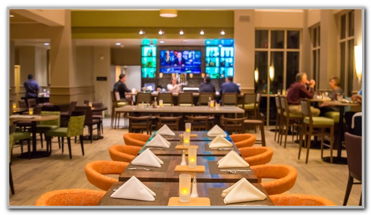 Hilton Garden Inn Montebello Restaurant