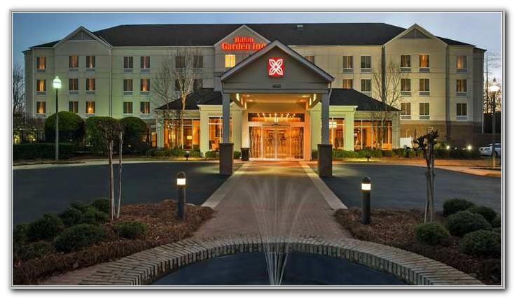 Hilton Garden Inn Montgomery Al