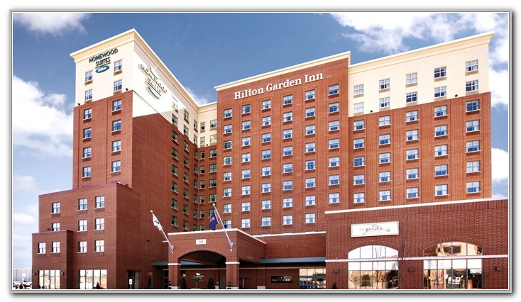 Hilton Garden Inn Okc
