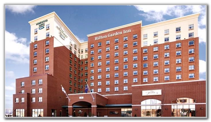 Hilton Garden Inn Oklahoma City