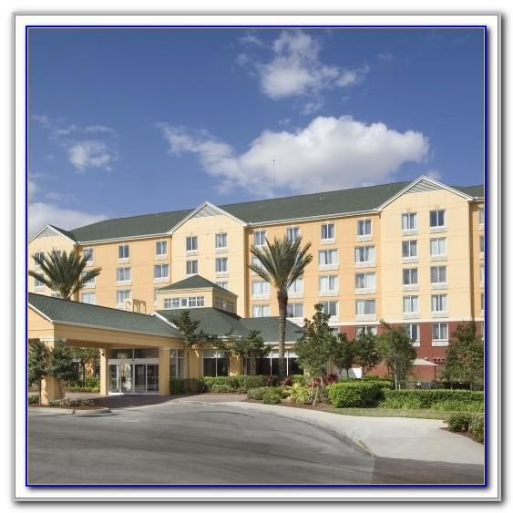 Hilton Garden Inn Orlando Airport Restaurant