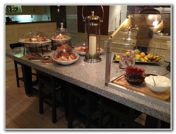 Hilton Garden Inn Orlando At Seaworld Breakfast