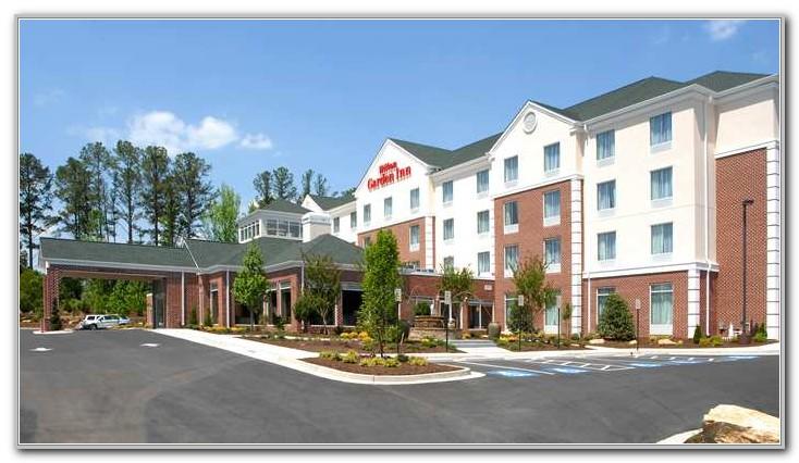 Hilton Garden Inn Peachtree City Ga