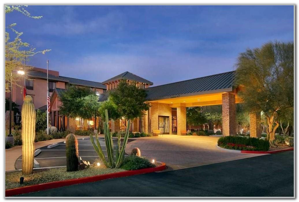 Hilton Garden Inn Perimeter Center Scottsdale