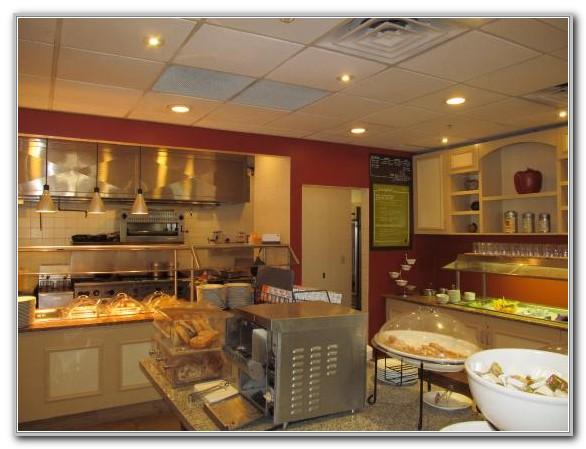 Hilton Garden Inn Philadelphia Breakfast