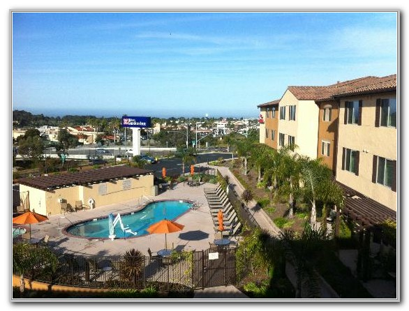 Hilton Garden Inn Pismo Beach Breakfast