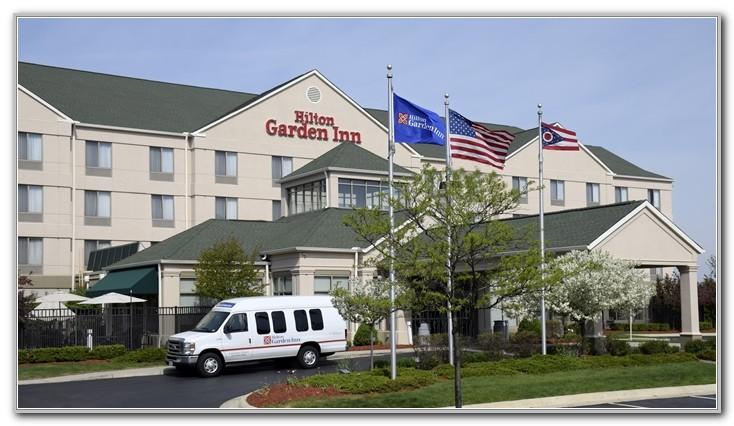 Hilton Garden Inn Polaris Columbus Ohio