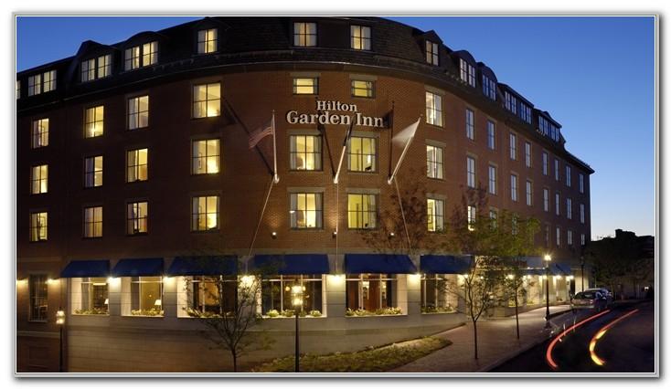 Hilton Garden Inn Portsmouth Nh