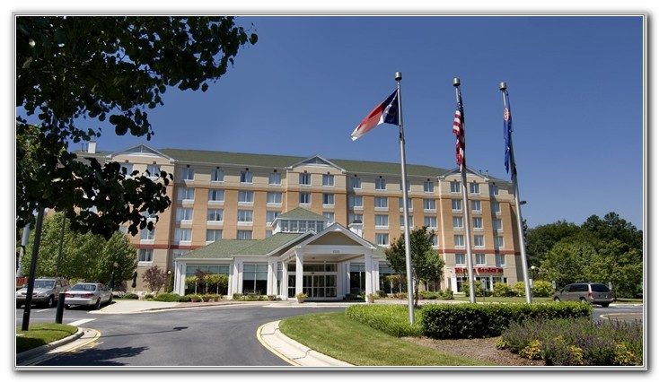 Hilton Garden Inn Raleigh Durham Airport