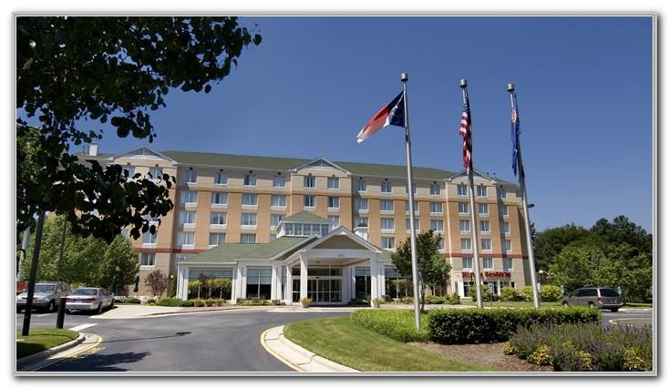Hilton Garden Inn Raleigh Durham