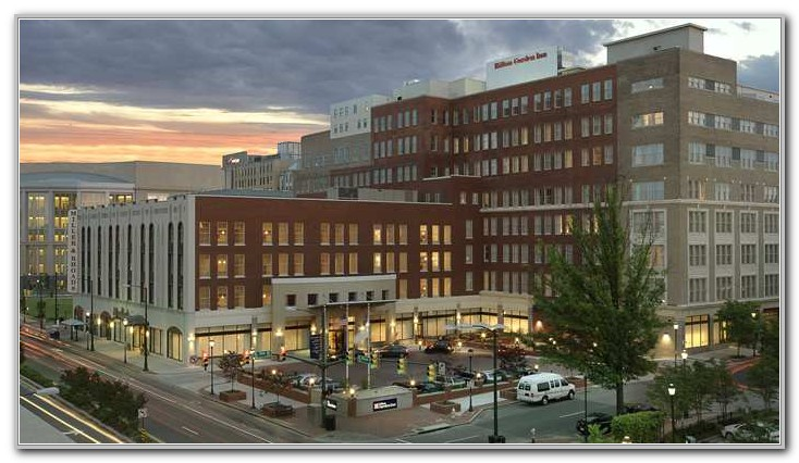 Hilton Garden Inn Richmond Downtown