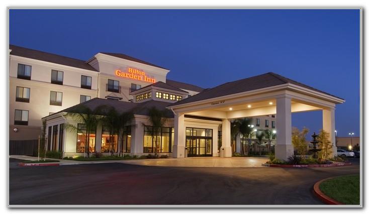 Hilton Garden Inn Sacramento Elk Grove