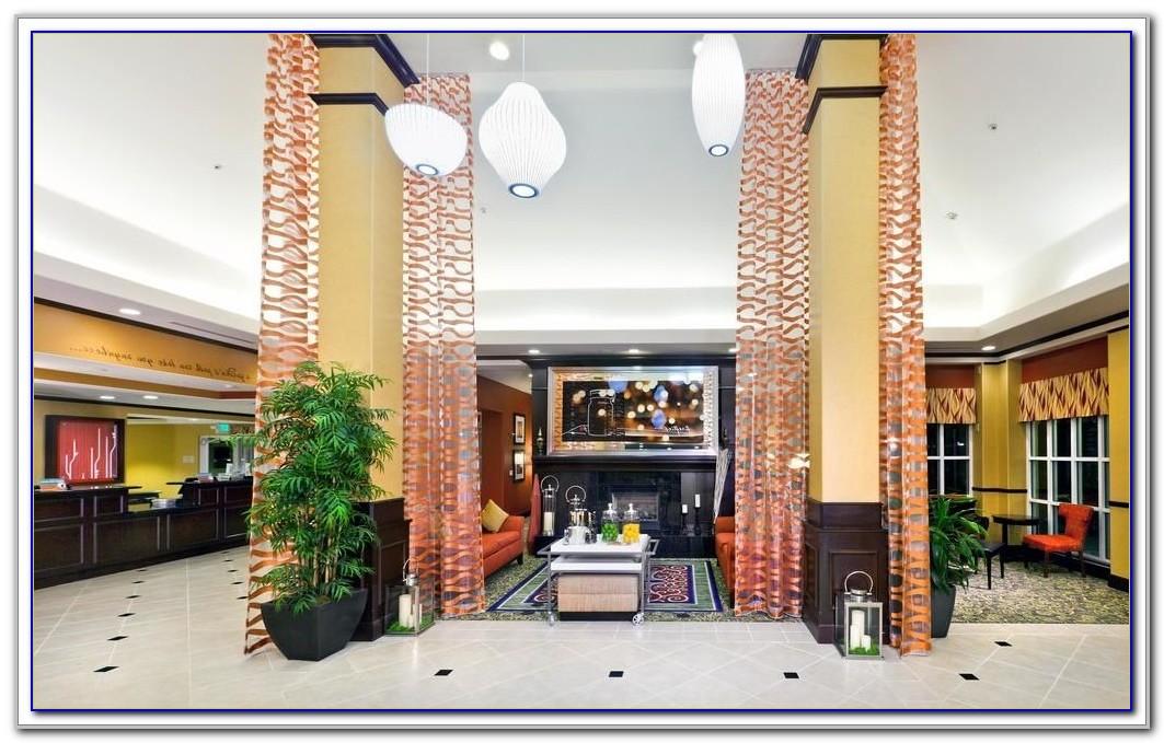 Hilton Garden Inn San Bernardino Breakfast