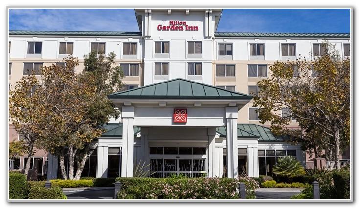 Hilton Garden Inn San Mateo California