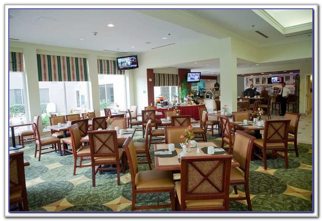 Hilton Garden Inn San Mateo Restaurant