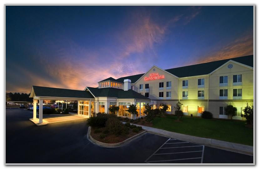 Hilton Garden Inn Savannah Ga Airport