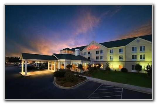 Hilton Garden Inn Savannah International Airport
