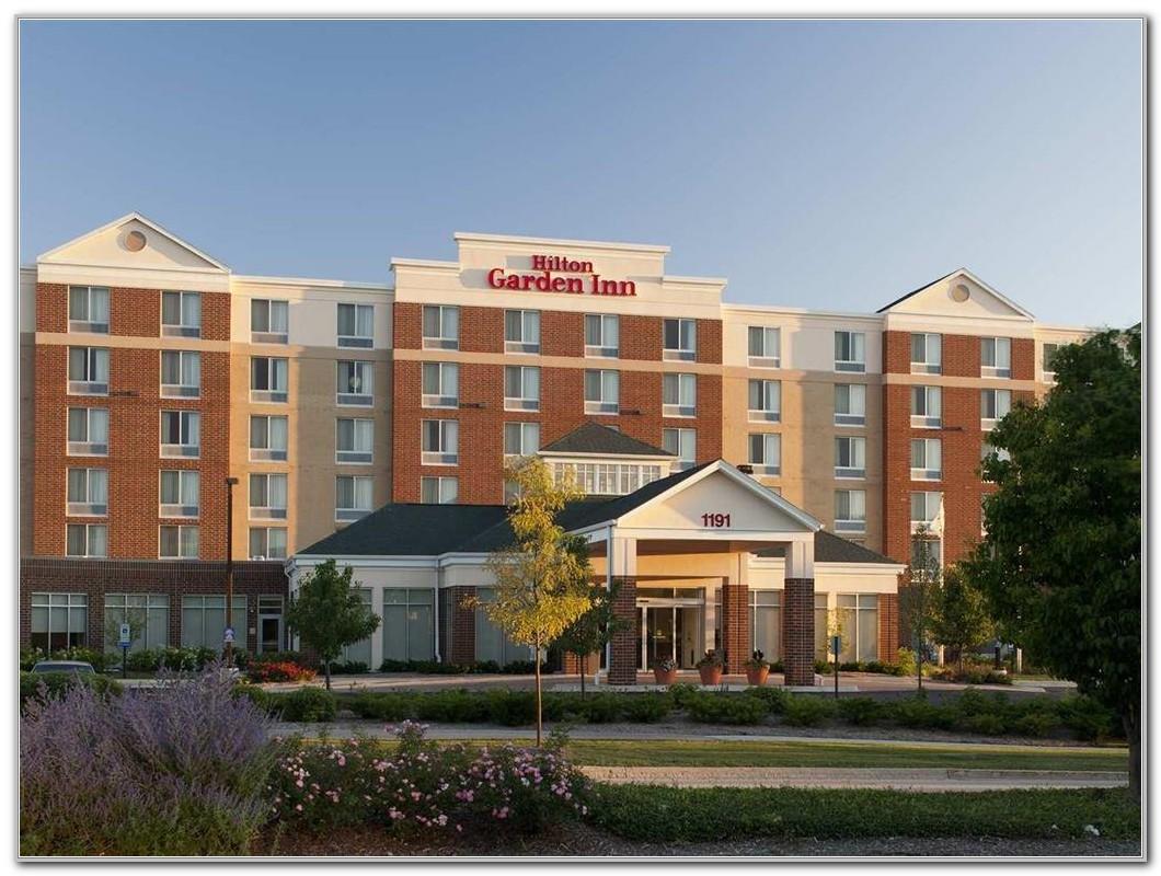 Hilton Garden Inn Schaumburg Chicago