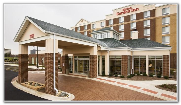 Hilton Garden Inn Schaumburg Illinois
