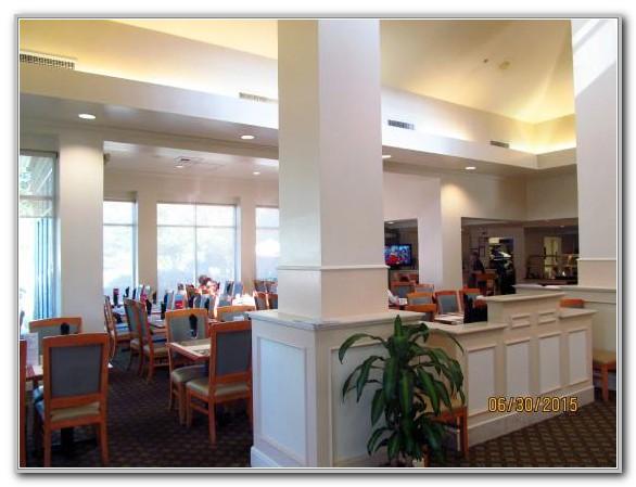 Hilton Garden Inn Seattle Breakfast