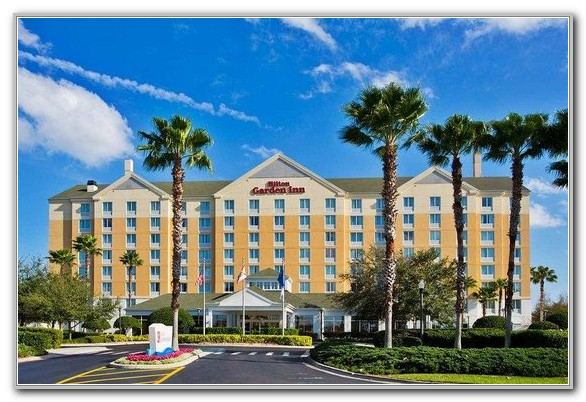 Hilton Garden Inn Seaworld Fl