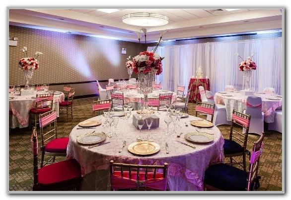 Hilton Garden Inn Shirlington Wedding