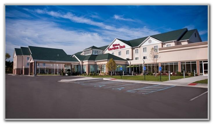 Hilton Garden Inn St Louis