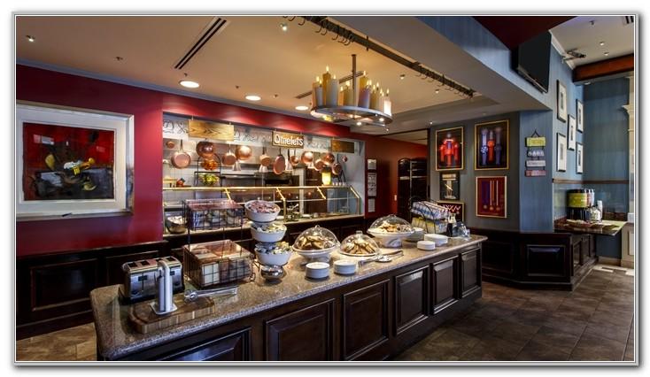 Hilton Garden Inn Staten Island Restaurant