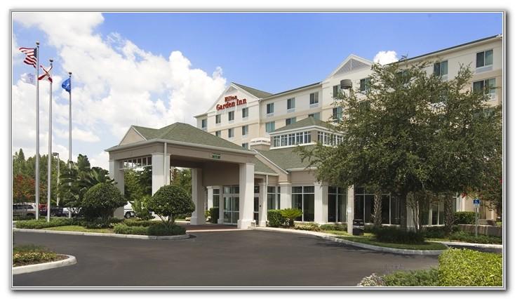 Hilton Garden Inn Tampa North Temple Terrace