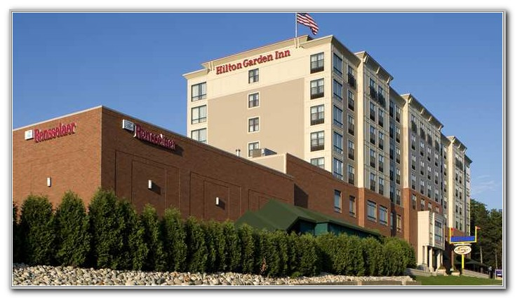 Hilton Garden Inn Troy Ny