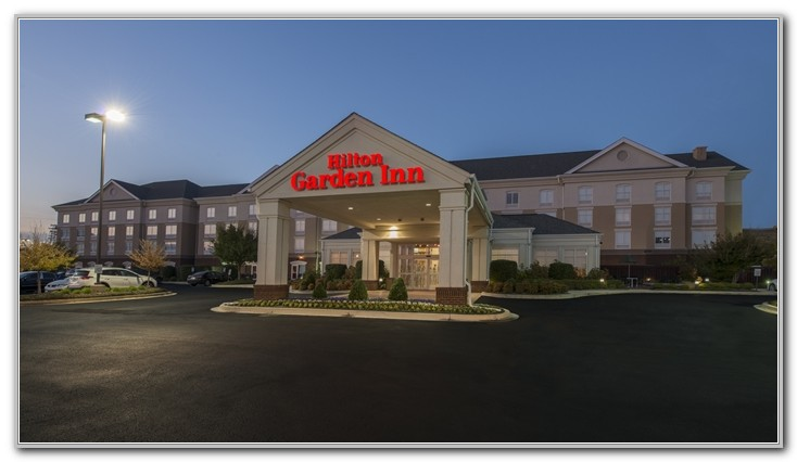 Hilton Garden Inn Tupelo Ms