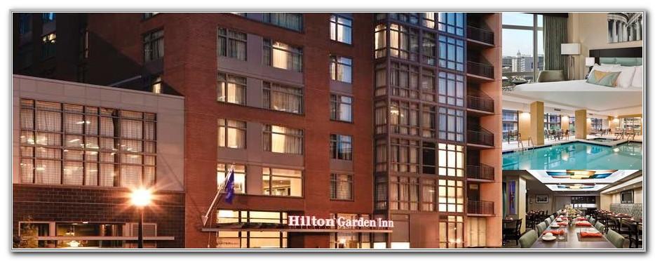 Hilton Garden Inn Us Capitol Washington Dc