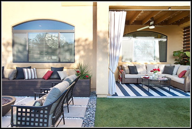 Home Depot Backyard Ideas