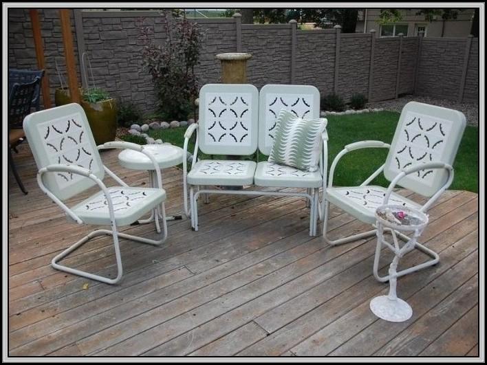 Homecrest Patio Furniture Ebay